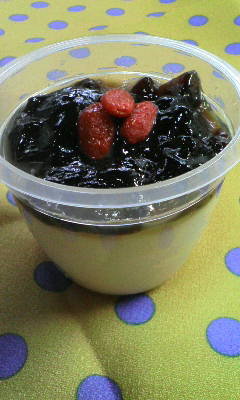 tonyu-pudding