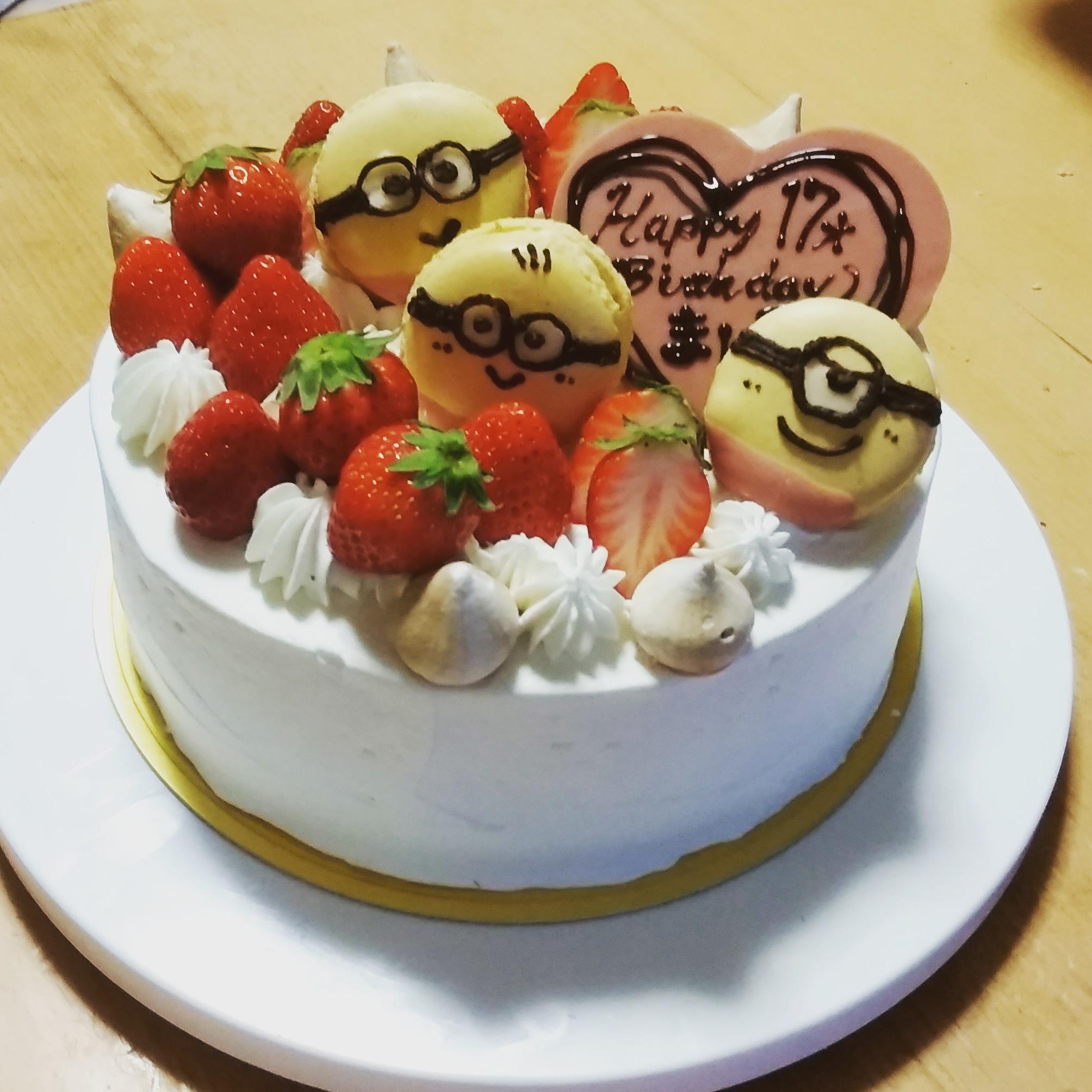 ミニオンケーキ おやつ処 まどや Madoya Official Blog